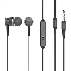 Earphone with Microphone 3.5mm Aux In-ear Wired Earphone for Xiaomi Redmi 4 Pro Prime mp3 Player earphone fone de ouvido //Price: $11.14//     #shop