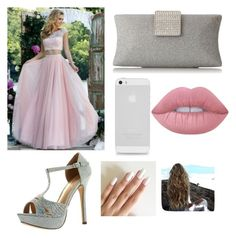 """""""Prom"""" by lix-wxtson on Polyvore featuring De Blossom and Lime Crime"""