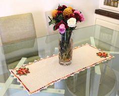 Delicadezas en crochet Gabriela: Tapetes de mesa