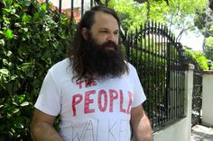 Los Angeles's first 'People Walker' earns $7 a mile making small talk.