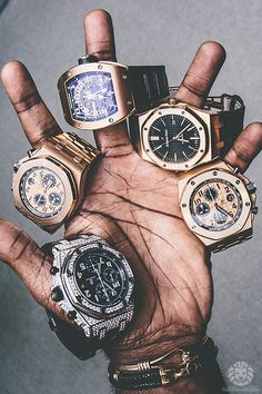 #MensWatches #WatchCollection #MensFashion