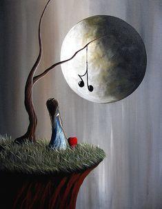 luna de musica