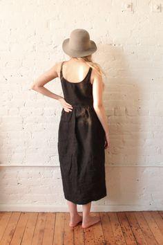 Rennes / Meeting Dress - Black