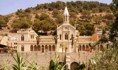 Convent of the Hortus Conclusus in the village of Artas, near Bethlehem