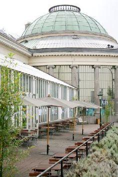 Cafe Botanique, Brussels