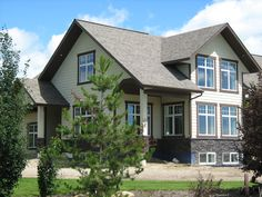 Trimlock siding is a combination of siding and stucco finish that provides extra insulation and protection from weather damage, such as wind and hail. www.trimlock.ca
