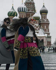 Outlaw Moscow, осень-зима 2014 (фотограф Евгений Дюжакин)
