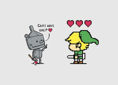 Heart Seeker from Threadless. Saved to The List. Shop more products from Threadless on Wanelo. The Legend Of Zelda, Cultura Pop, Fanart, Geeks, Tin Man, Wind Waker, Humor Grafico, Twilight Princess, Disney Princess