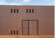 Gallery of The Rivesaltes Memorial / Rudy Ricciotti + Passelac & Roques - 14