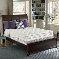 Serta Perfect Sleeper Wincroft Luxury Super Pillowtop Mattress Set