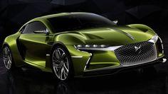 LA GAZETTE AUTOMOBILE: DS E-Tense Concept : French Touch électrique