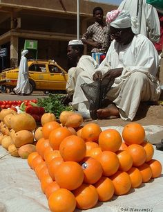 Khartoum city, Sudan by Vit Hassan.