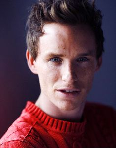 """twhddleston-deactivated20150201: """" colour meme → Eddie Redmayne and red - requested little-black-boxes """""""
