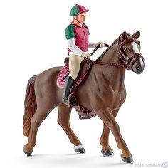 SCHLEICH Eventing Rider 2016 42288 INCLUDES HORSE