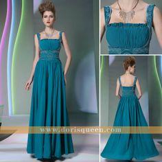 spaghetti strap long formal prom dresses 2014 ,floor length cocktail dresses 2014
