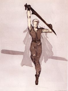 Final Fantasy VIII - Seifer Almasy