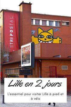 Vous voulez découvrir Lille en 2 jours ? Voici toutes les informations pratique pour organiser un super weekend dans la mégalopole européenne de Lille ! Week End France, Destinations, Blog Voyage, City Break, France Travel, Voici, Europe, Trips, Inspiration