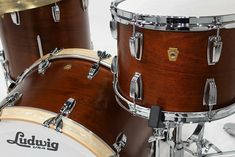 Ludwig Drums, Vintage Drums, Drum Kits, Music Instruments, Musical Instruments