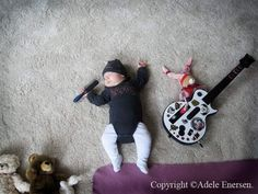 10 Most Creative Sleeping Baby Photos By Adele Enersen