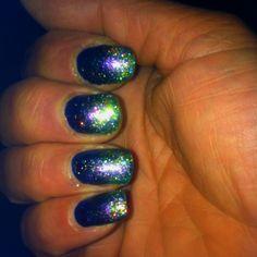 My DIY ombré nails