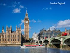 Best way to take in the highlights of a major city? A river cruise, perhaps? In London, a short river cruise on the Thames is a great way to take in the major landmarks and historic features of the city. Some river tours even include hop off, hop on privileges.