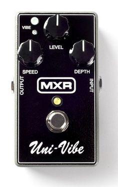 MXR Uni-Vibe Chorus/Vibrato Guitar Effects Pedal