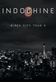 Black City Tour 2