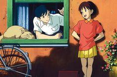 Whisper Of The Heart , Ghibli (1995)