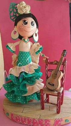 fofuchas gitanas videos - Buscar con Google Foam Crafts, Diy And Crafts, Arts And Crafts, Sewing Projects, Projects To Try, Fondant Figures Tutorial, Clothespin Dolls, Clothespin Crafts, Clay Dolls