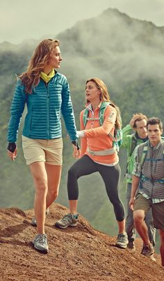 Friends are the best fitness inspiration. #PrepareForAdventure