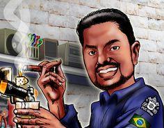 "Check out new work on my @Behance portfolio: ""Caricatura Juninho Formatura"" http://be.net/gallery/53536559/Caricatura-Juninho-Formatura"