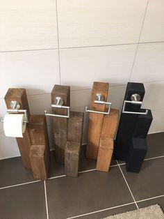 Toilettenpapierhalter klein - New Ideas Hallway Decorating, Interior Decorating, Goods Home Furnishings, Small Toilet, Small Hallways, Built In Desk, Cool Walls, Toy Store, Bathrooms