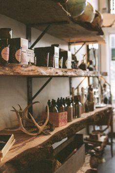 Love the shelves :)