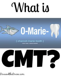 As some of you may or may not know, I have a physical disability called CMT…
