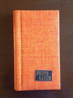 Vintage Photo Album Photo Album Picture Book Vintage by CHICaDees
