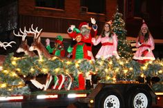 The last Friday in November is the Parade of Lights in Sault Ste Marie, MI. Here is a glimpse of our Christmas spirit during the holidays.