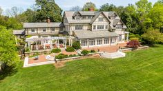 One of Richmond's finest and most famous mansions hit the Central Virginia Multiple Listing Service on Wednesday. A sale is pending.