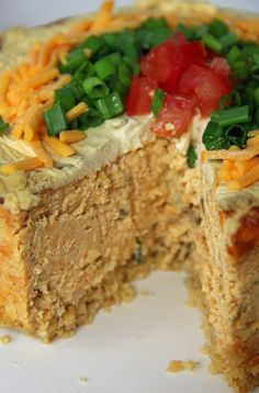 Jo and Sue: Savory Southwest Cheesecake