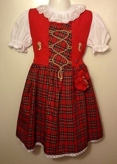 Another great design of the classical Dirndl