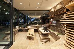 Galería - Shun Shoku Lounge / Kengo Kuma & Associates - 6