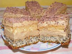 Retete de Prajituri Deosebite -- This site has many many various dessert recipes. Food Network Recipes, Cooking Recipes, Delicious Desserts, Dessert Recipes, Dessert Ideas, Good Food, Yummy Food, Hungarian Recipes, Romanian Recipes