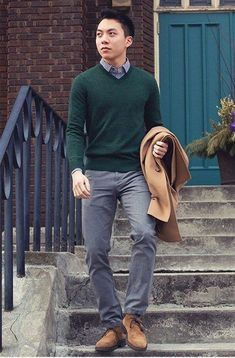men's fashion business casual The post What is Smart Casual? A Complete Guide with Lots of Outfit Examples appeared first on Woman Casual - Woman Fashion