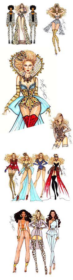 Beyonce by Hayden William