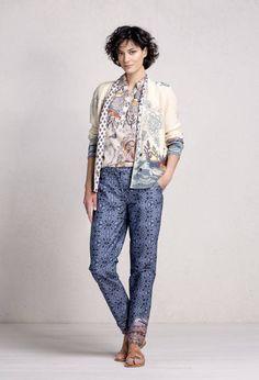 Jacket with Print - Jacket | Ivko Woman