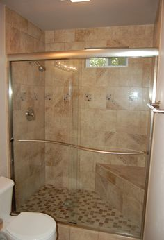 photos of tiled shower stalls | Photos Gallery - Custom Tile Work co ...