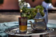 Reisereportage Marrakesch, Marokko. Morocco, Tea, Marrakech
