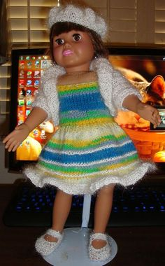 b65e2288b94ed6 1940 Best Knitted doll clothes images in 2019