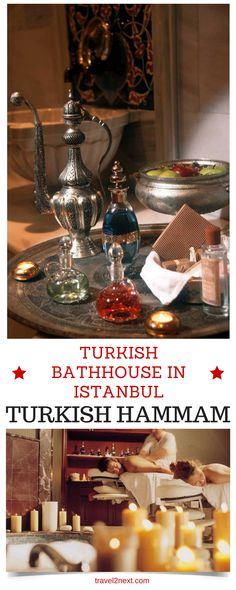 Turkish Hammam | Turkish Bathhouse in Istanbul, Turkey. As Istanbul has a tradition of Turkish bathing dating back thousands of years, one of the most cultural experiences you can have is going to a Turkish hammam or Turkish bathhouse.