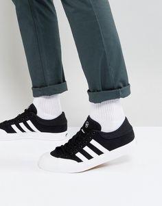 4c96e76dac Adidas Skateboarding adidas Skateboarding Matchcourt Sneakers In Black  F37383 Adidas Men