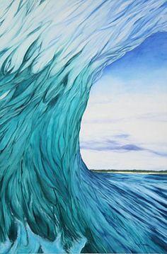 Gianna Mitchell - Maui Artist